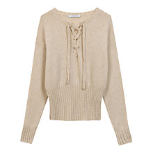 Buy Gerard Darel Montauk Jumper, Milk Online at johnlewis.com