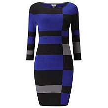 Buy Phase Eight Mackenzie Colour Block Dress, Multi Online at johnlewis.com