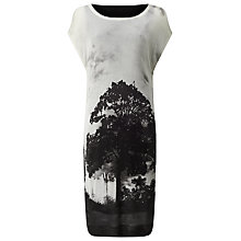 Buy Phase Eight Carlotta Tree Print Dress, Multi Online at johnlewis.com