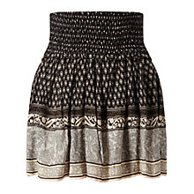Buy Miss Selfridge Mixed Print Rara Skirt, Multi Online at johnlewis.com