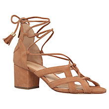 Buy MICHAEL Michael Kors Mirabel Block Heeled Sandals Online at johnlewis.com