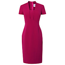 Buy L.K. Bennett Hendra Core Dress, Pink Online at johnlewis.com