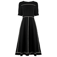 Buy L.K. Bennett Indina Dress, Black Online at johnlewis.com