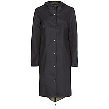 Buy Jaeger Windbreaker Pocket Parka, Midnight Online at johnlewis.com