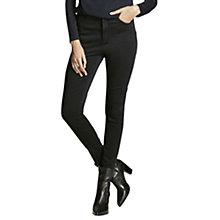 Buy Mint Velvet Joliet Mercury High Waisted Jeans, Grey Online at johnlewis.com