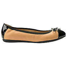 Buy Geox Lola 2 Fit Ballerina Pumps Online at johnlewis.com