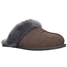 Buy UGG Scuffette II Serein Slippers Online at johnlewis.com