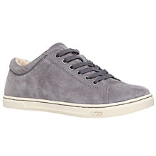 Buy UGG Tomi Trainers, Pewter Suede Online at johnlewis.com