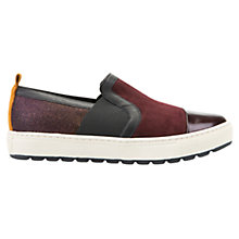 Buy Geox Breeda Slip On Trainers Online at johnlewis.com