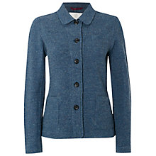 Buy White Stuff Winter Hanokotaba Jacket, Blue Online at johnlewis.com