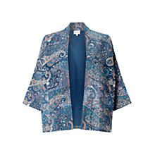 Buy East Adeline Gudri Jacket, Multi Online at johnlewis.com