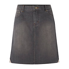 Buy White Stuff Country Walk Skirt, Wilding Grey Online at johnlewis.com