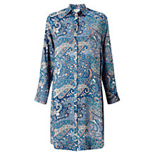 Buy East Adeline Print Shirt, Multi Online at johnlewis.com