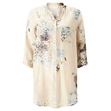 Buy East Isabelle Blouse, Petal Online at johnlewis.com