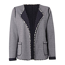 Buy White Stuff Freda Jacket, Navy Online at johnlewis.com