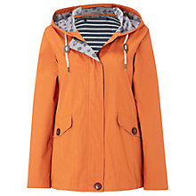 Buy White Stuff Jitter Short Mac, Orange Online at johnlewis.com
