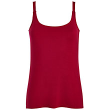 Buy Celuu Rachel Camisole Top, Red Online at johnlewis.com