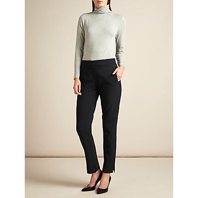 Modern Rarity Split Leg Trousers, Black