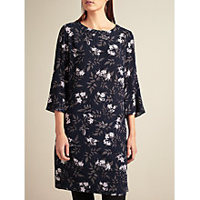 Buy Modern Rarity Archive Print A-Line Tuck Dress, Multi Online at johnlewis.com
