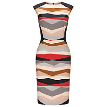 Buy Phase Eight Kendra Dress, Multi Online at johnlewis.com