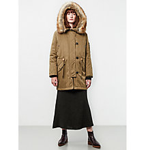 Buy Parka London Alexia Snorkel Parka Online at johnlewis.com