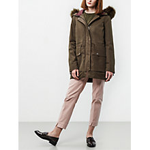 Buy Parka London Ida Water Resistant Parka Online at johnlewis.com