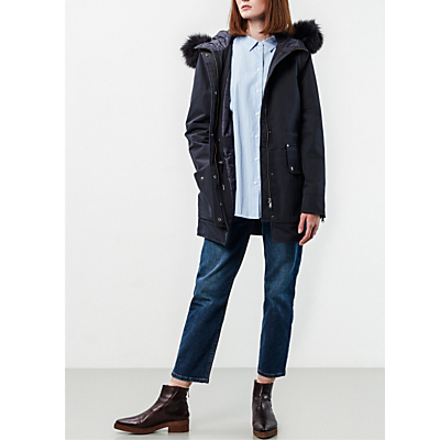 Parka London Ida Water Resistant Parka