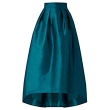 Buy Coast Ira Irridessa Skirt, Kingfisher Online at johnlewis.com