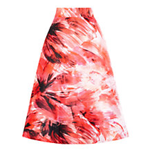 Buy Coast Rouge Print Skirt, Multi Online at johnlewis.com