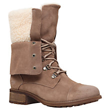 Buy UGG Gradin Lace Up Calf Boots Online at johnlewis.com