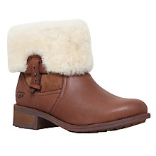 Buy UGG Chyler Block Heeled Ankle Boots Online at johnlewis.com