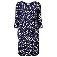 Buy Studio 8 Avril Dress, Navy Online at johnlewis.com