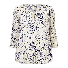 Buy Studio 8 Lucinda Blouse, Stone Online at johnlewis.com