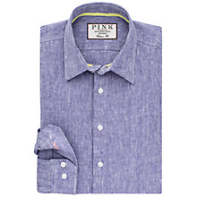 Buy Thomas Pink Miller Classic Fit Shirt, Lilac Online at johnlewis.com