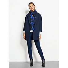 Buy hush Darcie Coat, Midnight Online at johnlewis.com