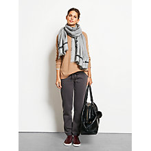 Buy hush Cashmere Boyfriend Jumper Online at johnlewis.com