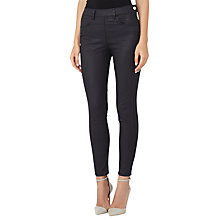 Buy Reiss Hedy Mid Rise Cropped Jeans, Ink Online at johnlewis.com