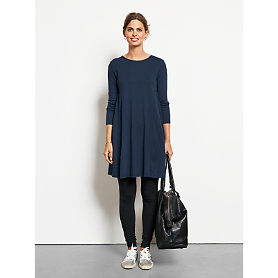 hush Alice Dress, Dark Navy