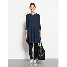 Buy hush Alice Dress, Dark Navy Online at johnlewis.com