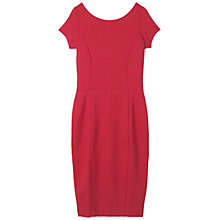 Buy hush Loretta Dress, Rococco Red Online at johnlewis.com