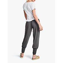 Buy hush Long Harem Trousers Online at johnlewis.com