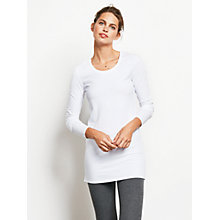 Buy hush Long Sleeve Stretch T-Shirt Online at johnlewis.com