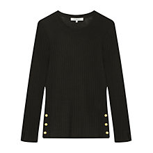 Buy Gerard Darel Stinson Pullover, Black Online at johnlewis.com