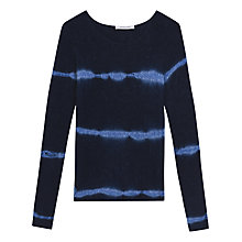 Buy Gerard Darel Mystic Jumper, Navy Blue Online at johnlewis.com