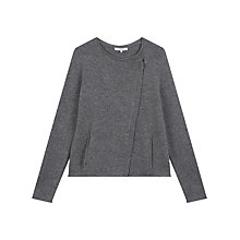 Buy Gerard Darel Birch Jumper, Grey Online at johnlewis.com