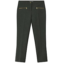 Buy Gerard Darel Barnaby Trousers, Dark Grey Online at johnlewis.com