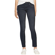 "Buy Jigsaw Richmond 30"" Skinny Jeans, Graphite Online at johnlewis.com"