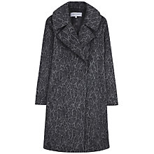 Buy Gerard Darel Milan Coat, Dark Grey Online at johnlewis.com