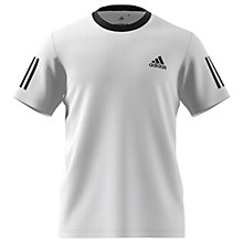 Buy Adidas Tennis Club T-Shirt Online at johnlewis.com