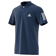 Buy Adidas Tennis Club Polo Shirt Online at johnlewis.com